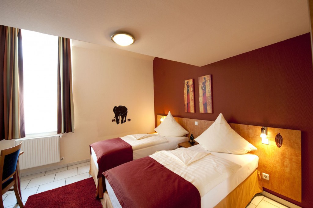 Hotel Garni im Zentrum der Domstadt Speyer